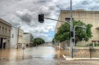 Queensland Museum During 2011 Floods