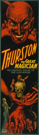 Thurston - The Great Magician and The Devil