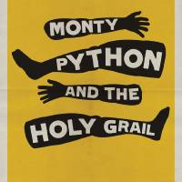 """Monty Python and the Holy Grail"" by BrickHut"