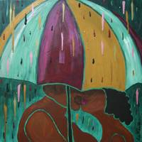 Under Loves Umbrella