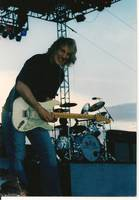 Don Ammto of REO Speedwagon