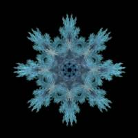 Apophysis-Ice Blue