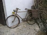 Old bike from Batalha