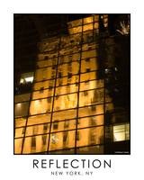 Reflection - Trump Tower, New York