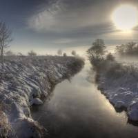 Winter Sun Art Prints & Posters by Glenn Cartmill