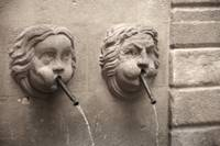 Humorous Fountains, Aix en Provence France