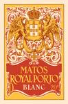 Spanish Vintage Art Matos Royal Porto Crown Dragon Posters
