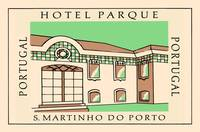 Spanish Vintage Art Portugal Hotel