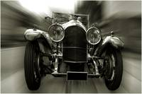 Racing Lagonda   Bentley 1925.duotone