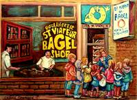 ST. VATEUR BAGEL WITH CHILDREN