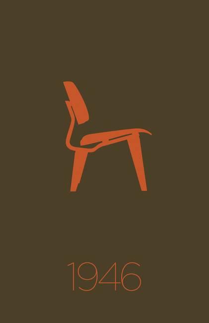 Surprising Modern Furniture Classic Plywood Chair By Kken Art Design Frankydiablos Diy Chair Ideas Frankydiabloscom