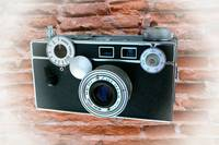 "Argus C3 Rangefinder – AKA the ""Brick"""