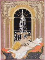 Illustration from 'Les Liaisons Dangereuses' by Pi