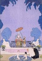 Illustration from a book of fairy tales, 1920s (co