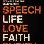 1 Timothy 4:12 Prints & Posters