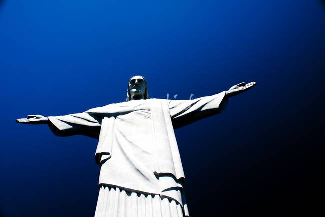 Christ the Redeemer by Brendan van Son