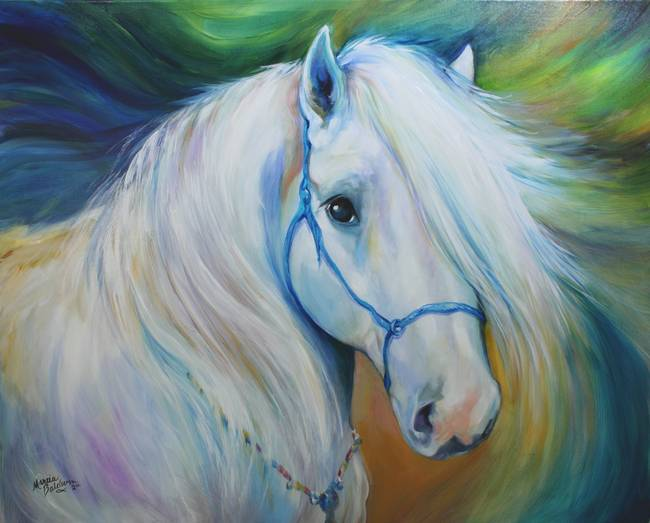 Stunning horse artwork for sale on fine art prints for Best online gallery to sell art