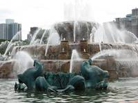 Buckingham Fountain, Chicago