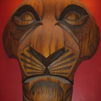 """""""Lion King Mask"""" by rnh82"""