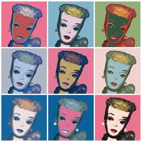 Warhol Barbie