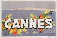 Advertisement for Cannes, printed by Draeger, 1930