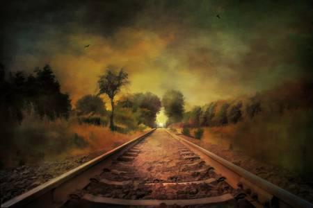 Wanderlust by Andrzej Szczerski