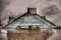 The Rock and Roll Hall of Fame HDR