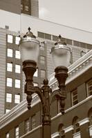 Streetlights - Lansing, Michigan