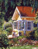 Artist's Summer Cottage