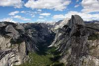 Yosemite Vally in Vivid Color