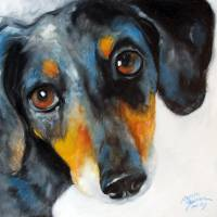 DAPPLE DOXIE by Marcia Baldwin