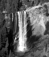 Yosemite Waterfall 2