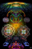 QUANTUM ENTANGLEMENT LIGHT ACTIVATION