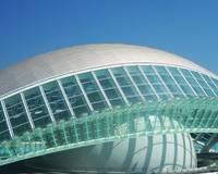 Inside a Calatrava Dream 6 by Kristen Stein
