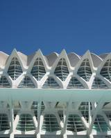 Inside a Calatrava Dream 7 by Kristen Stein