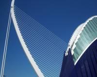 Inside a Calatrava Dream 4 by Kristen Stein