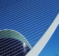 Inside a Calatrava Dream 3 by Kristen Stein