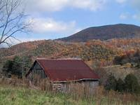 Old Barn in Catawba Creek Valley