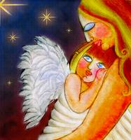 Mother & Angel