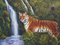 The Jungle Tiger