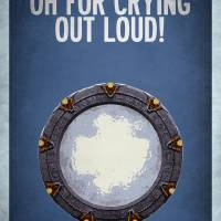 For Crying Out Loud! Art Prints & Posters by Megan Pruitt