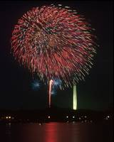 Fireworks - Washington, DC