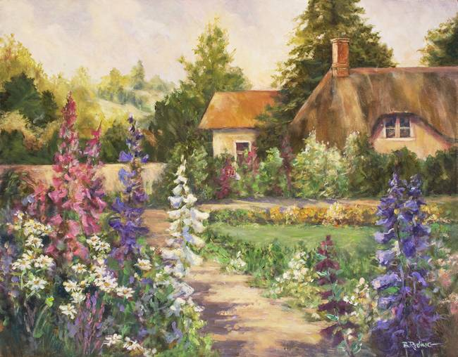 Carmel Cottage Garden