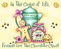 Friends Are The Chocolate Chips