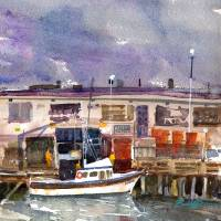 """""""Crab Boat"""" by WilliamDunn"""