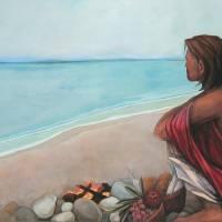 Resurrection Breakfast Art Prints & Posters by Kristin Serafini