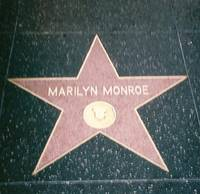 Marilyn Monroe - Hollywood Walk of Fame