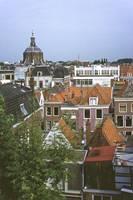 19Amsterdam Skyline by Priscilla Turner