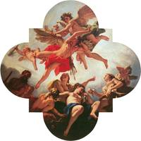 The Punishment of Love by Sebastiano Ricci
