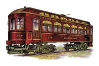 Harmony Route Railway Car